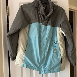 Girls LL Bean ski jacket
